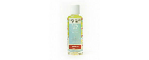 Made4Baby Belly Oil Review615