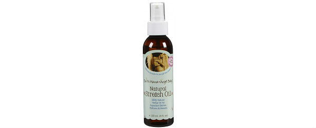 Earth Mama Angel Baby Natural Stretch Oil Review615