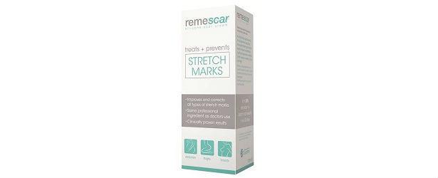 Remescar Silicone Stretch Marks Scar Cream Review615